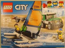 Lego City 4x4 with Catamaran 60149 new in box