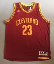 NBA Cleveland Cavaliers James Adidas Swingman Basketball Jersey Retail $110