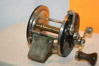 VINTAGE PFLUEGER 1885 INTEROCEAN FISHING REEL w/Thumb Break