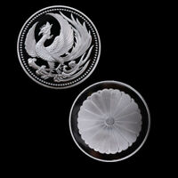 Festival Gift Japan Phoenix Commemorative Coin Challenge Coins Worth Collection