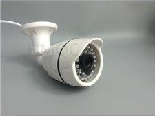 "540TVL 1/3"" SONY CCD 3.6mm Lens  CCTV Camera Security Video 30IR ABS Plastic"