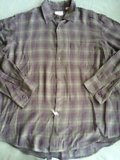 Arrow Flannel Shirt Large