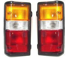 Rear Tail Signal Lights Lamp Set Left Right fits NISSAN URVAN E24 1987-2001
