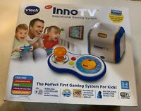 Vtech Inno TV Educational Gaming System Video Game Learning & Starter Game New