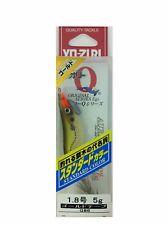 DUEL Aurie Q S B2 size 1.8 Gold Aji Egi Squid jig from stylish anglers japan