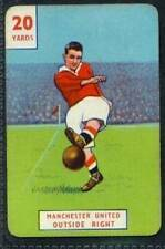 RARE Football Playing Card - Manchester United 1946-7