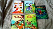 5x Walt Disney World of Books Bundle (16)
