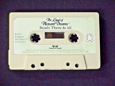 LAND OF PLEASANT DREAMS STORY TAPE BARELY THERE AT ALL WORLDS OF WONDER