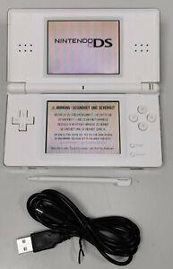 Nintendo DS Lite in weiß #2