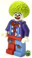 LEGO Birthday - Birthday Clown - Minifig / Mini Figure