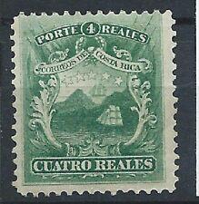 Costa Rica N° 3* (MH) 1862 - Armoiries