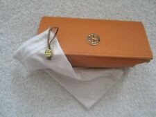 New Original Tory Burch Sunglasses Case and Cloth Sunglass Cover