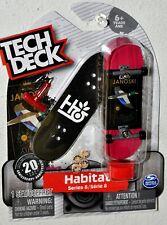 Tech Deck Series 8 Habitat Stefan Janoski Mallard Duck Ultra Rare Skateboard MOC
