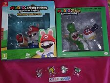 Mario et les Lapins Crétins Kingdom Battle Edition Collector Nintendo Switch