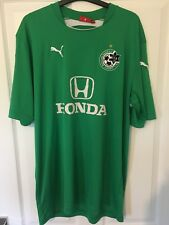 2006/2007 Maccabi Haifa home football shirt XXL men's rare Israel Puma 2XL