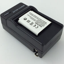 EN-EL10 Battery AND Charger for NIKON CoolPix S60 S80 S200 S203 S210 S220 Camera