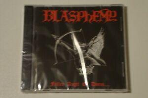 Blasphemy Fallen Angel Of Doom....Cd