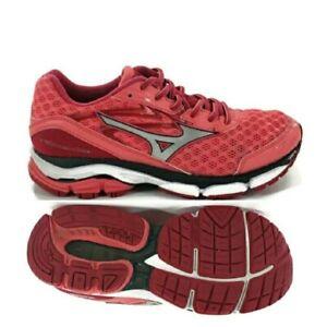 Mizuno Wave Inspire 12 Running Shoes Jogging Walking Sneakers Pink Womens Size 8