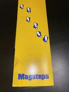 NIKKEN Magsteps Massage Insoles Size MEDIUM 7-11 New in Package Uncut