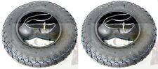 HONDA Z50 Z50A Z50R 6 PLY DOT FRONT & REAR TIRE 3.50 x 8 & TR87 TUBE SET - 2
