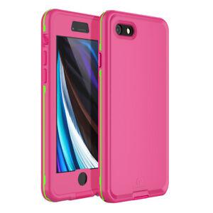 For Apple iPhone SE 2020 2nd Gen Case Waterproof Shockproof Dirtproof Snowproof