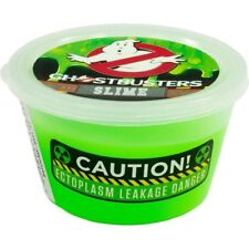 GHOSTBUSTERS - SLIME TUB - LURID GREEN PUTTY - STRESS RELIEF FUN TOY