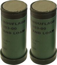 2 Pack - Woodland Camouflage Military Paint Sticks 49d61c4ec85