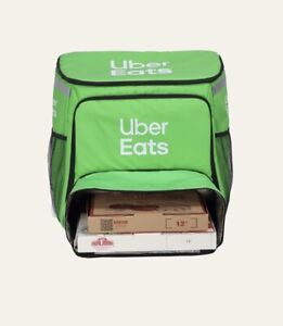 Uber Eats Large delivery Bag with Expanding Pizza Pocket. New! Free UK post!