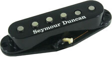 Seymour Duncan SSL-52 Five-Two Custom Alnico 5/2 Strat RWRP Middle Pickup, Black