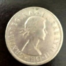 British Caribbean Territories Eastern Group 10 Cent Coin 1961...