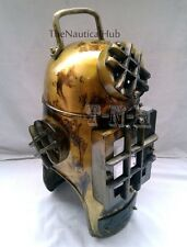 "Antique Divin Hood Style 18"" Diving Helmet Deep Sea Divers Reproduction Replica"