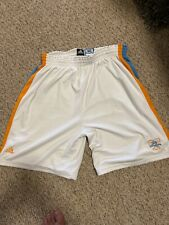 Tennessee Volunteers Vols Game Used Worn Womens Basketball Adidas Shorts 2005
