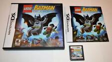 LEGO BATMAN: THE VIDEOGAME NINTENDO DS GAME 3DS 2DS LITE DSI CIB COMPLETE