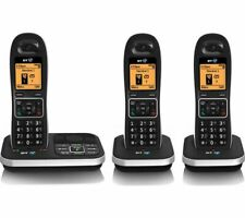 BT 7610 Trio Digital Cordless Telephone With Speaker Phone & Answering Machine