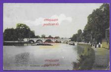 Richmond Bridge, Surrey. Dated 1907.