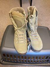 Meindl Desert Combat Boots Size 9 euro 43