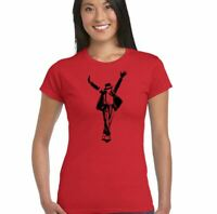 Michael JACKSON Hands Up - Camiseta para Dama