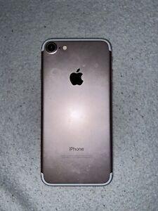 Apple iPhone 7 Plus - 256GB - Rose Gold (Unlocked) A1661 (CDMA + GSM)