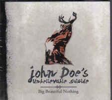 John Does-Big Beautiful Nothing cd maxi single sealed