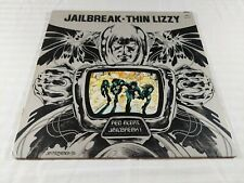 "Thin Lizzy ‎– Jailbreak - 12"" Record - Vinyl - Lp - Tested"