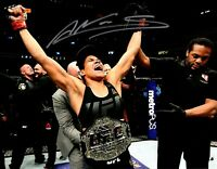 Amanda Nunes Autographed Signed 8x10 Photo ( UFC ) REPRINT .