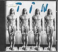"""TIN MACHINE - RARO CD 1991 DIFFERENT COVER """" TIN MACHINE II  """" DAVID BOWIE"""