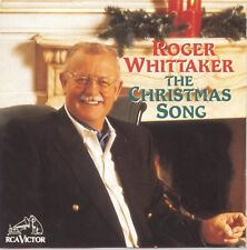 Roger Whittaker The Christmas Song CD RCA Victor 1995 BMG Music VG+