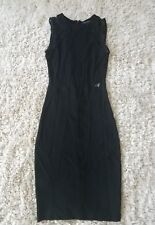 French Connection Viven Dress Body Con Size 4 Black Lace New NWT $158