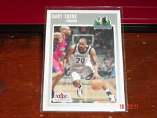 Gary Trent 2002-03 Fleer Tradition Crystal # 85 Ser. # 5 of 199