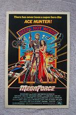Megaforce  Lobby Card Movie Poster #1