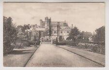 Dorset postcard - Canford Manor, Wimborne