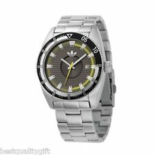 ADIDAS PROMENADE SILVER TONE STAINLESS STEEL BAND COLLECTION WATCH #ADH1925