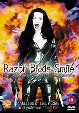 Razor Blade Smile horror thriller dark nasty sick twisted graphic demented cult
