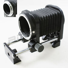 Macro Extension Bellows for CANON EOS SLR DSLR Camera 600D 650D 60D 7D 5D II III